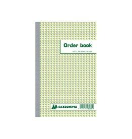 Exacompta Exacompta orderbook, ft 21 x 13,5 cm, dupli (50 x 2 vel)