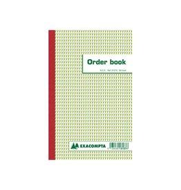 Exacompta Exacompta orderbook, ft 21 x 13,6 cm, tripli (50 x 3 vel)