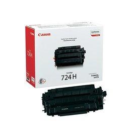 Canon Canon 724H (3482B002) toner black 12500 pages (original)