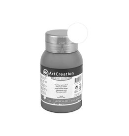 Talens Art Creation Talens Art Creation acrylverf flacon van 750 ml, titaanwit