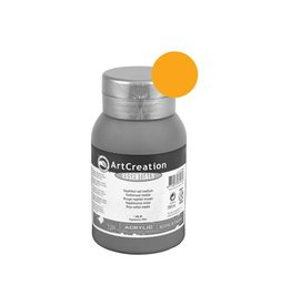 Talens Art Creation Talens Art Creation acrylverf flacon 750 ml, donker azogeel