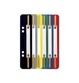 Leitz Leitz snelhechters, PP, geassorteerde kleuren, 250 stuks