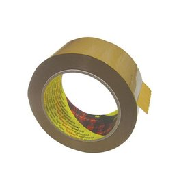 Scotch Scotch verpakkingstape 371, ft 50 mm x 66 m, bruin [6st]