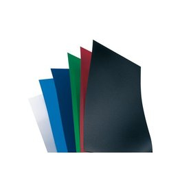 GBC GBC omslagen PolyOpaque ft A4, 100 stuks, 300 micron, zwart