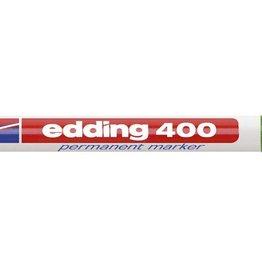 Edding Edding permanente marker 400 groen