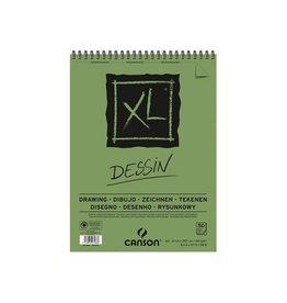 Canson Canson tekenblok XL 160g/m&² ft A4, 50 vel [4st]