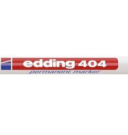 Edding Edding permanente marker e-404 blauw