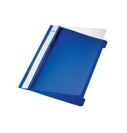 Leitz Leitz Snelhechtmap blauw, ft A5, doos van 25 stuks