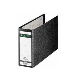 Leitz Leitz 180° kartonnen ordner A5 dwars, rug 7,7cm, zwart