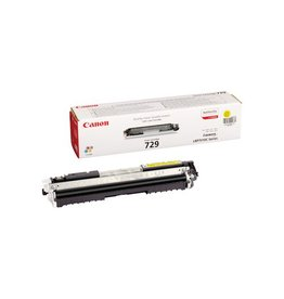 Canon Canon 729 (4367B002) toner yellow 1000 pages (original)