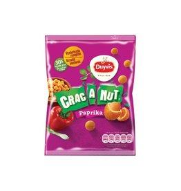 Duyvis Duyvis nootjes Crac A Nut paprika, zakje van 200 gram