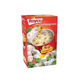 Royco Royco Minute Soup champignons, pak van 20 zakjes