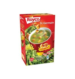 Royco Royco Minute Soup St. Germain met croutons, 20 zakjes