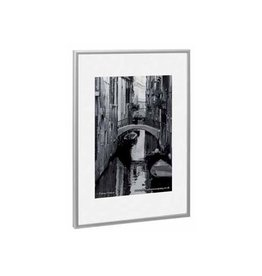 The Photo Album Company TPAC fotoakader aluminium, zilver, A4