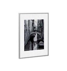 The Photo Album Company TPAC fotoakader aluminium, zilver, A3