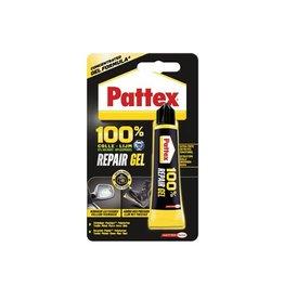 Pattex Pattex multilijm 100 % Repair Gel, tube van 20 g, op blister