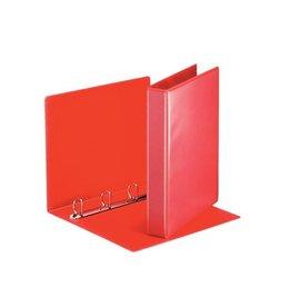 Esselte Esselte personaliseerbare ringmap 5,1cm 4 D-r van 30mm, rood