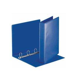 Esselte Esselte personaliseerbare ringmap 5,1cm 4 D-r van 30mm blauw