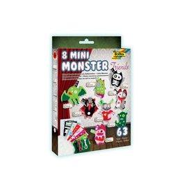 Folia Mini monsters set
