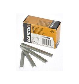 Bostitch Bostitch nietjes STCR5019, 6 mm, doos van 5.000 nietjes