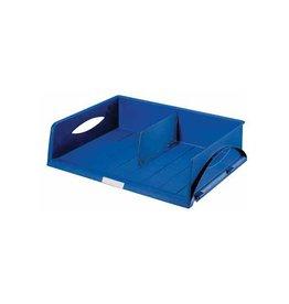 Leitz Leitz brievenbakje Sorty jumbo blauw