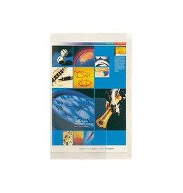 Esselte Esselte L-map, ft A4, transparant, doos van 100 stuks