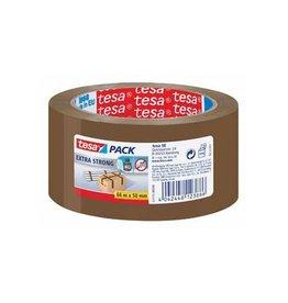 Tesa Tesa verpakkingsplakband Extra Strong, 50mmx66 m, PVC, bruin