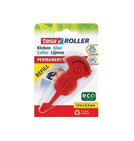 Tesa Tesa Roller navulling lijmroller permanent ecoLogo 8,4mmx14m