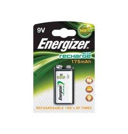 Energizer Energizer herlaadbare batterij Power Plus 9V, op blister