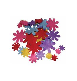Bouhon Bouhon Vilten bloemetjes