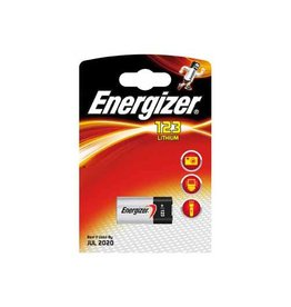 Energizer Energizer batterij Photo Lithium 123, op blister