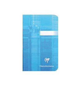 Clairefontaine Clairefontaine notitiboekje Metric 9x14cm 5/5mm 96bl [10st]