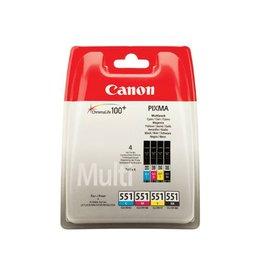 Canon Canon CLI-551 (6509B008) multipack 300-500p (original)