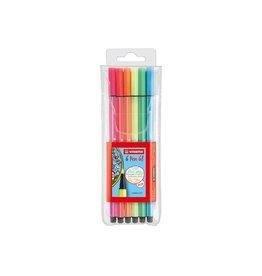 Stabilo Stabilo viltstift Pen 68 Neon