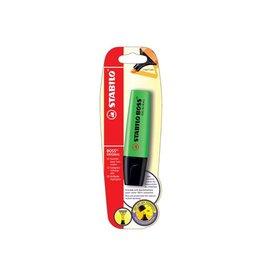 Stabilo Markeerstift Stabilo Boss Original groen (op blister) [25st]