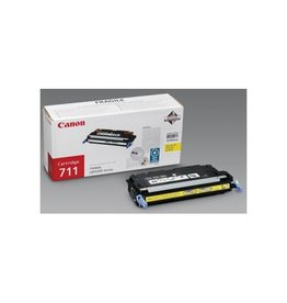 Canon Canon 711 (1657B002) toner yellow 6000 pages (original)
