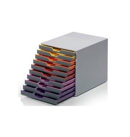 Durable Durable Ladeblok Varicolor, 10 laden