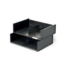 Durable Durable brievenbak geschikt voor ft A3 of 2 x A4 zwart [4st]