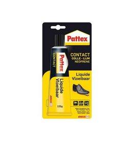 Pattex Pattex contactlijm Vloeibaar, tube van 125 g, op blister