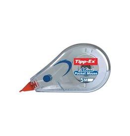 Tipp-ex Tipp-Ex mini-pocket mouse op blister [10st]