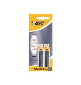 Bic Bic potloodstiften 0,7 mm [25st]