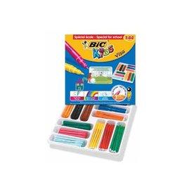 Bic Kids Bic Kids viltstift Visa 144 stiften (classpack)