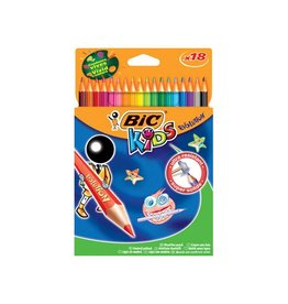 Bic Kids Bic Kids kleurpotlood Ecolutions Evolution, doos van 18st