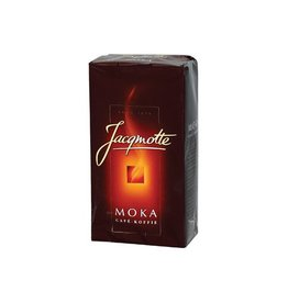 Jacqmotte Jacqmotte koffie, moka, pak van 500 gram