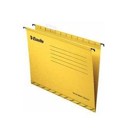 Esselte Esselte hangmappen voor laden Pendaflex Plus 330mm geel 25st