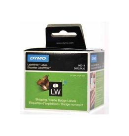 Dymo Dymo etiketten LabelWriter ft 101 x 54mm, wit, 220 etiketten