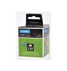 Dymo Dymo etiketten LabelWriter ft 50 x 12 mm, wit, 220 etiketten