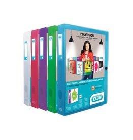 Elba Elba elastobox Polyvision geassorteerde kleuren [8st]