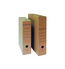 Classex Class'ex archiefdoos folio binnenformaat: 36,5x25,1cm [50st]