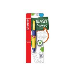 Stabilo Stabilo vulpotlood Easy Ergo paars/geel rechtshandigen 1st